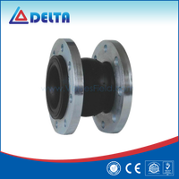 Floating Flange Flexible Rubber Expansion Joint With Flanges