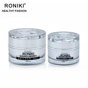 RONIKI Strong Adhesion Camouflage Thick Uv Builder Gel Jelly Gel
