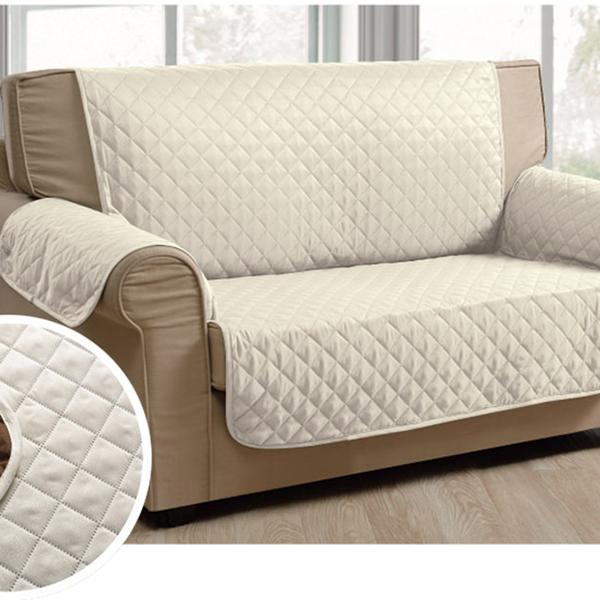 Anti Slip 3 Piece Sofa Cover Set