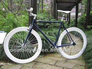 700C hot sale with bule color best sale newest style fixed gear bike wholesale