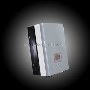 High end type PV pumping system inverter 15kw with DC and AC dual input