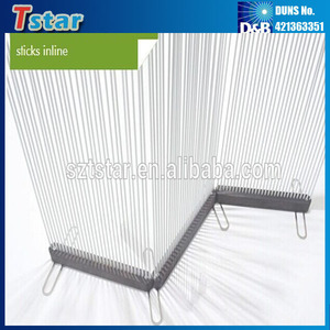 factory price frp fiberglass sticks carved extremis screen