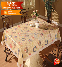 table cloth black plastic PVC selling HOT online from alibaba