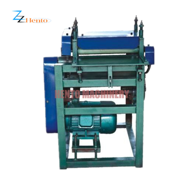 High Efficiency Wood Broom Stick Making Machine