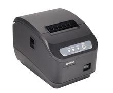 High quality 200mm/s thermal printer 80mm POS printer Kitchen printer XP-Q200II Auto Cutter printer with USB+Serial / Lan Port