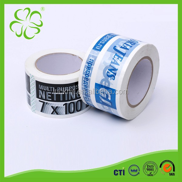 Online Shopping India BOPP Printed custom tape for Box Packaging