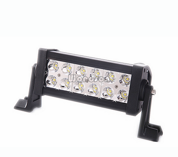 Mini Led Light Bar >> Pabrik Harga 7 Inch Led Light Bar 12 V 24 V Mini Led Cahaya 36 W 7 Led Bar Cahaya Untuk Truk Bermotor Mobil Buy 36 W 7 Led Bar 7 Inch Bar Lampu