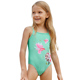 Trade Assurance Wholesale Children Sportswear Swimwear Swimsuit Beachwear One Piece Baby Girl Kid Swimwear