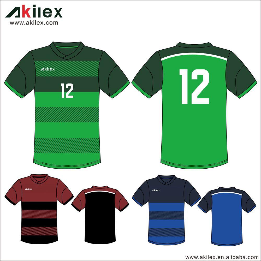 97cbdbdda Custom Low MOQ Highest Quality new design mens club Sublimation Soccer  Shirt with cheap price