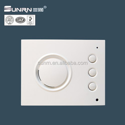 Multi-door control network audio and door phone for buildings intercom