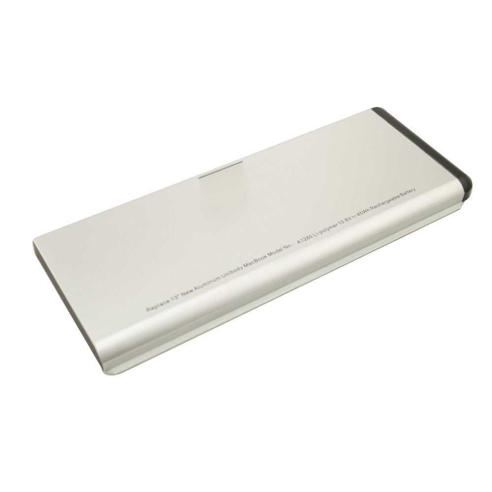 SOLICE Replacement Apple MacBook 13 A1280 A1278 (2008 version) battery for MB771G/A MB467LL/A MB466LL/A Laptop