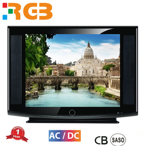 high quality Hot sell Uganda 14 inch CRT TV brand new Cheap color Television Thailand Manufacture