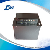 New design automatic desk power outlet for conference system