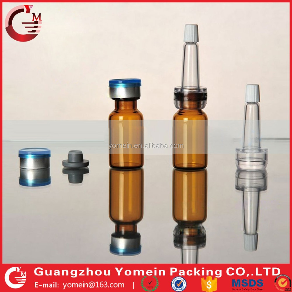 Guangzhou Wholesale Pharmaceutical injection glass vials bottles 5ml 10ml 20ml 30ml for glass medical vial