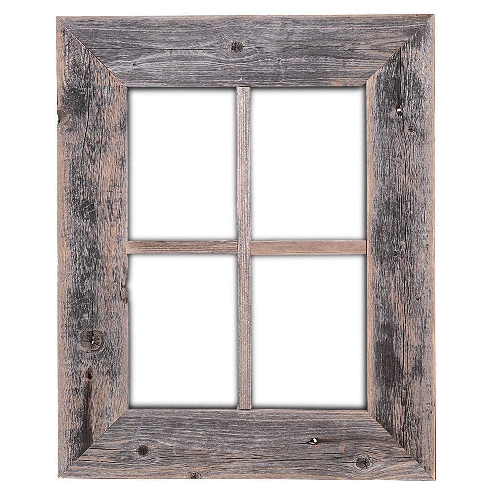 Old Rustic Window Barnwood Frames Not For Pictures By Rustic
