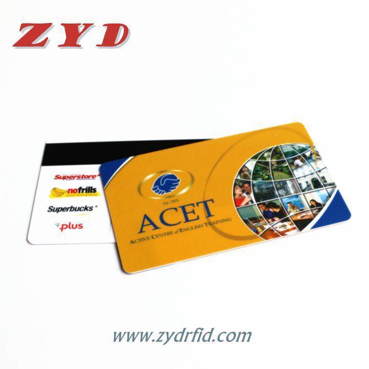13.56MHz ISO14443 RFID card for library management