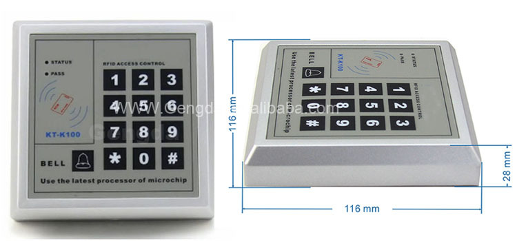 id reader machine