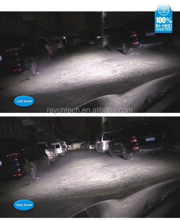 Brightest Led Headlamps 80w 10000lm Gen6 Auto Car H4 Led Headlight ...