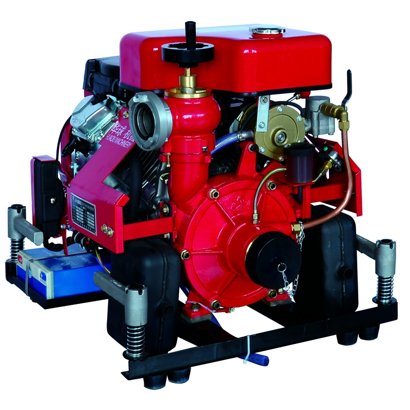 Marine safety equipment JBQ6.0/15 fire pump