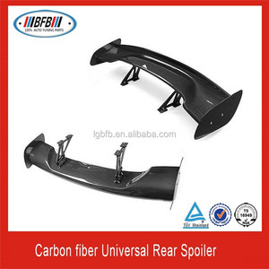 "I style Universal 52"" GT Style Lightweight Carbon Rear Trunk Deck Spoiler Wing"