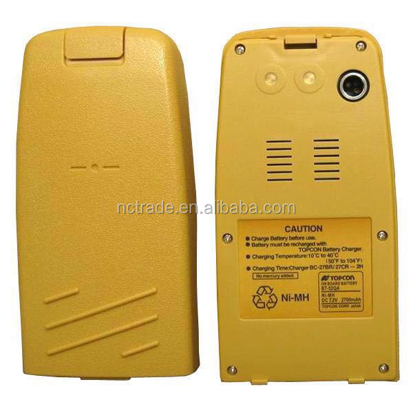 BT-52QA opcon battery for Topcon total station