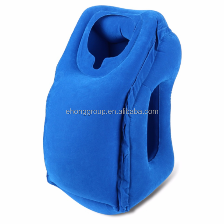 Best soft inflatable neck support travel pillow