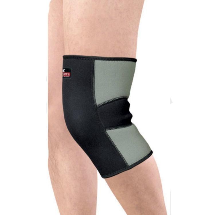 05469fcae5 2015 Elastic bandage Sponges gym knee pads, shooting sleeve sports knee  brace support,basketball
