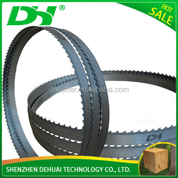 Shenzhen Made DH Brand china manufacturer diamond band saw blade used for cutting silex/synthetic quartz