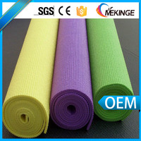 2016 High quality mat for yoga,yoga mat natural rubber from chinese supplier
