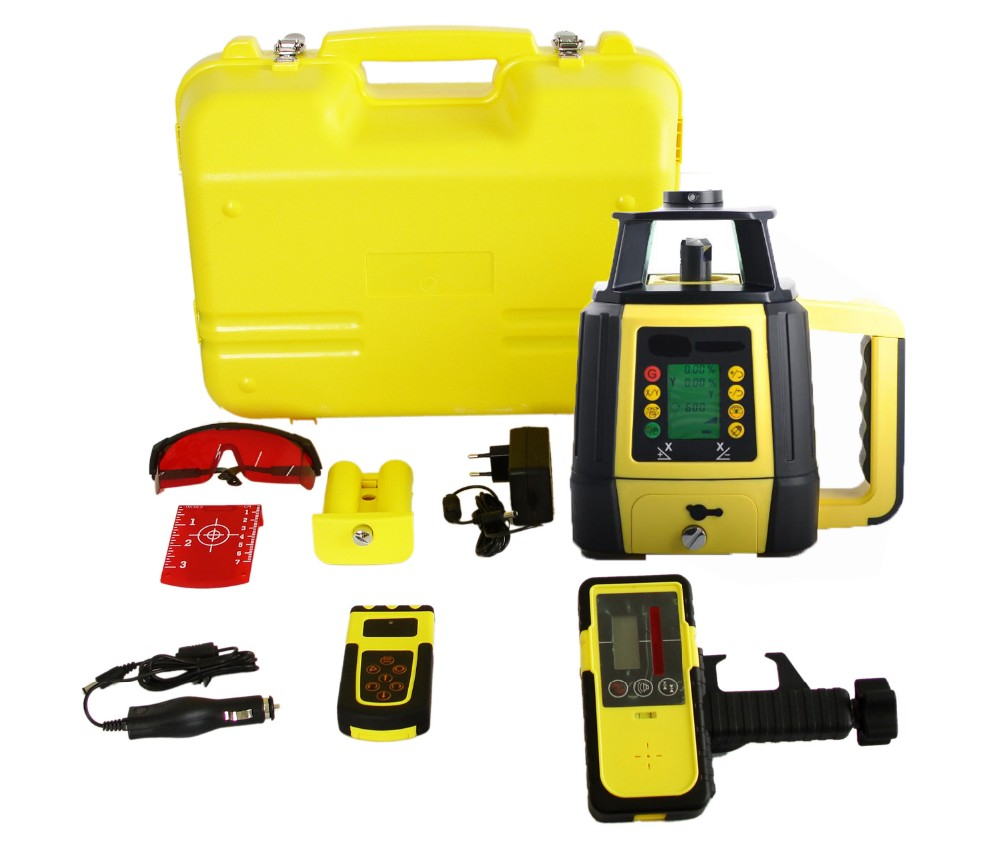 RT20L Professional Self-leveling Rotary Laser Level laser land leveling