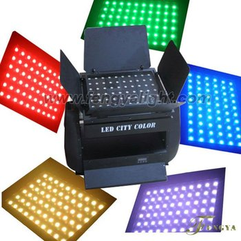 60 15w 3 In 1 Rgb Led City Color Outdoor Lighting