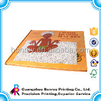A4 Size Hardcover Nice Design Sewning Child Book Stationery Wholesale