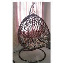 outdoor jhula patio garden swing rattan wicker hanging egg chair