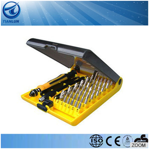 Tools for laptop repair 45-in-1 screwdriver set Chrome vanadium screwdriver set