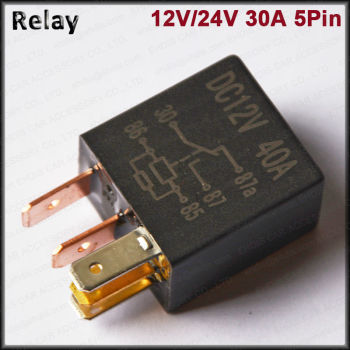 Refrigerator Start Relay 12v 24v Latching 60145947559 on auto air conditioning wiring diagram