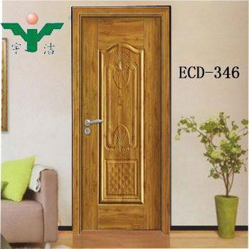 yongjie doors hand carved wooden door wooden slat door, View wooden ...
