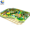 Professional Manufacturer Supplier kids entertainment park indoor playground equipment