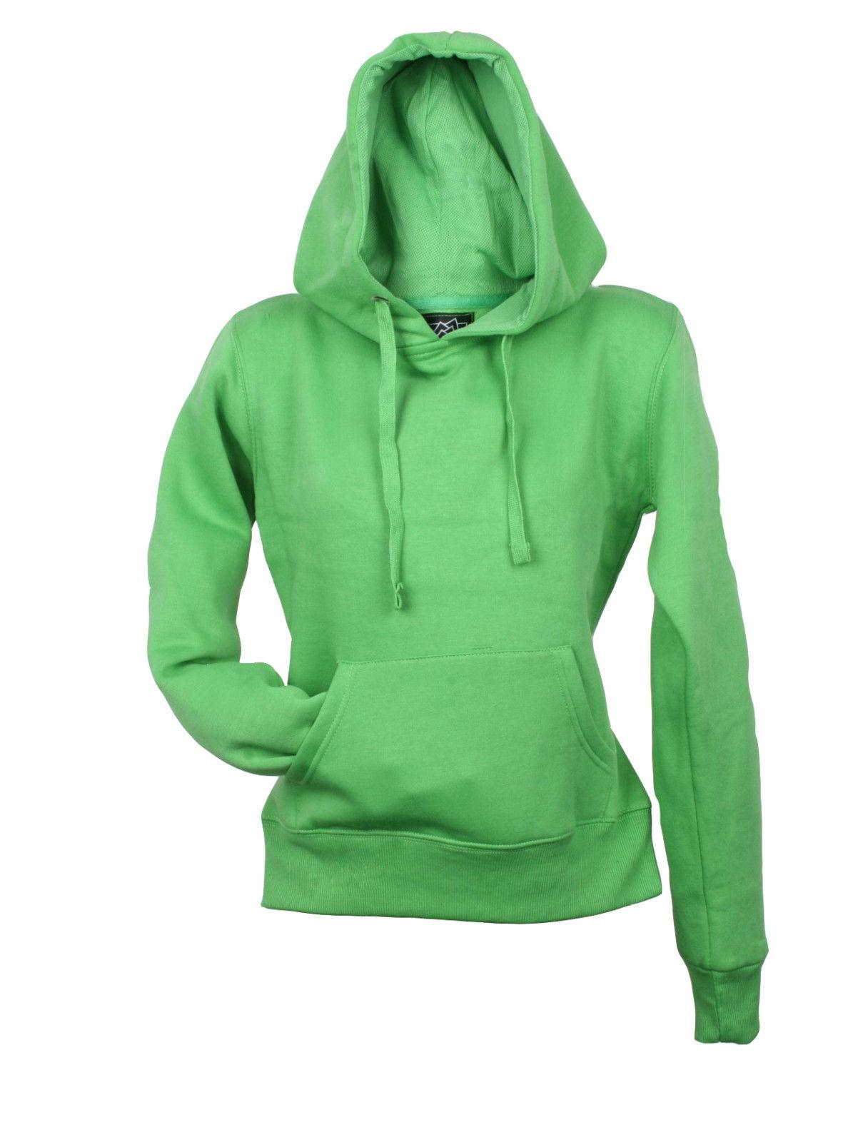 Solid Color Women Plain Hoodies - Buy Plain Hoodies,Cheap Plain ...