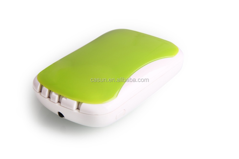 promotional gift beautiful power bank with real capacity