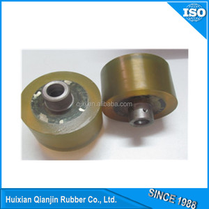 rice huller rubber roller Polyurethane roller made in China