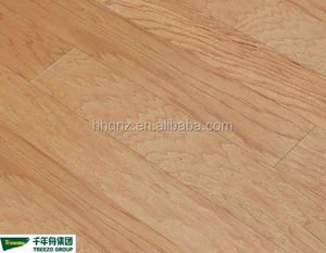 OSMO Flat American Hickory Engineered Wood Flooring