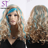 2017 Wholesale Belle Madame German Synthetic Hair Wigs Festival Party Wigs