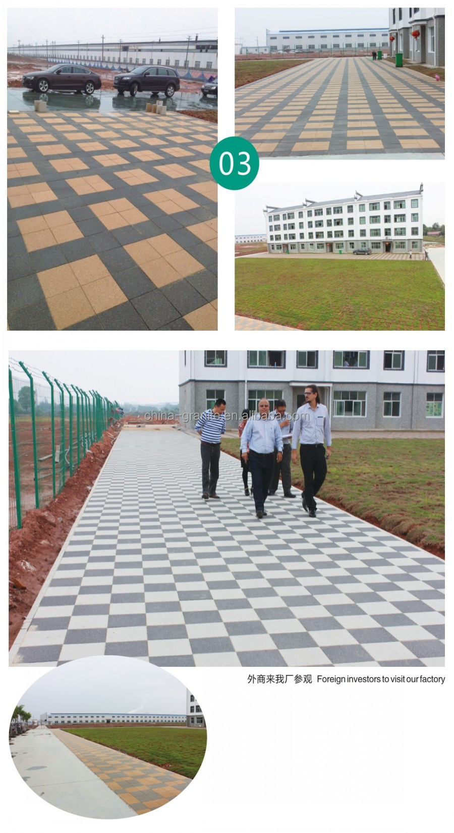 China Manufacture Water Permeable Paving Home Depot Ceramic Brick ...