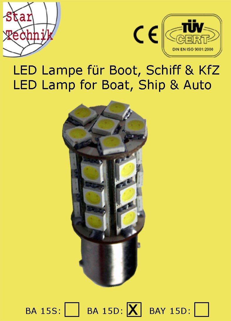 Aspiring Super Bright Marine Boat Navigation Anchor Light 12 V 360 Degree All Round Boat Light White Lamp Led Navigation Light Boat Parts & Accessories