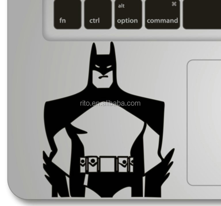 New Design Decal Sticker For Macbook Palm Rest Buy Decal Sticker - Batman vinyl decal stickers