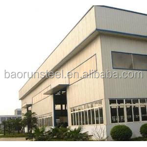 light steel prefab building/workshop/warehouse