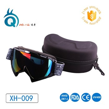 China factory custom motocross goggles motorcycle glasses uv400