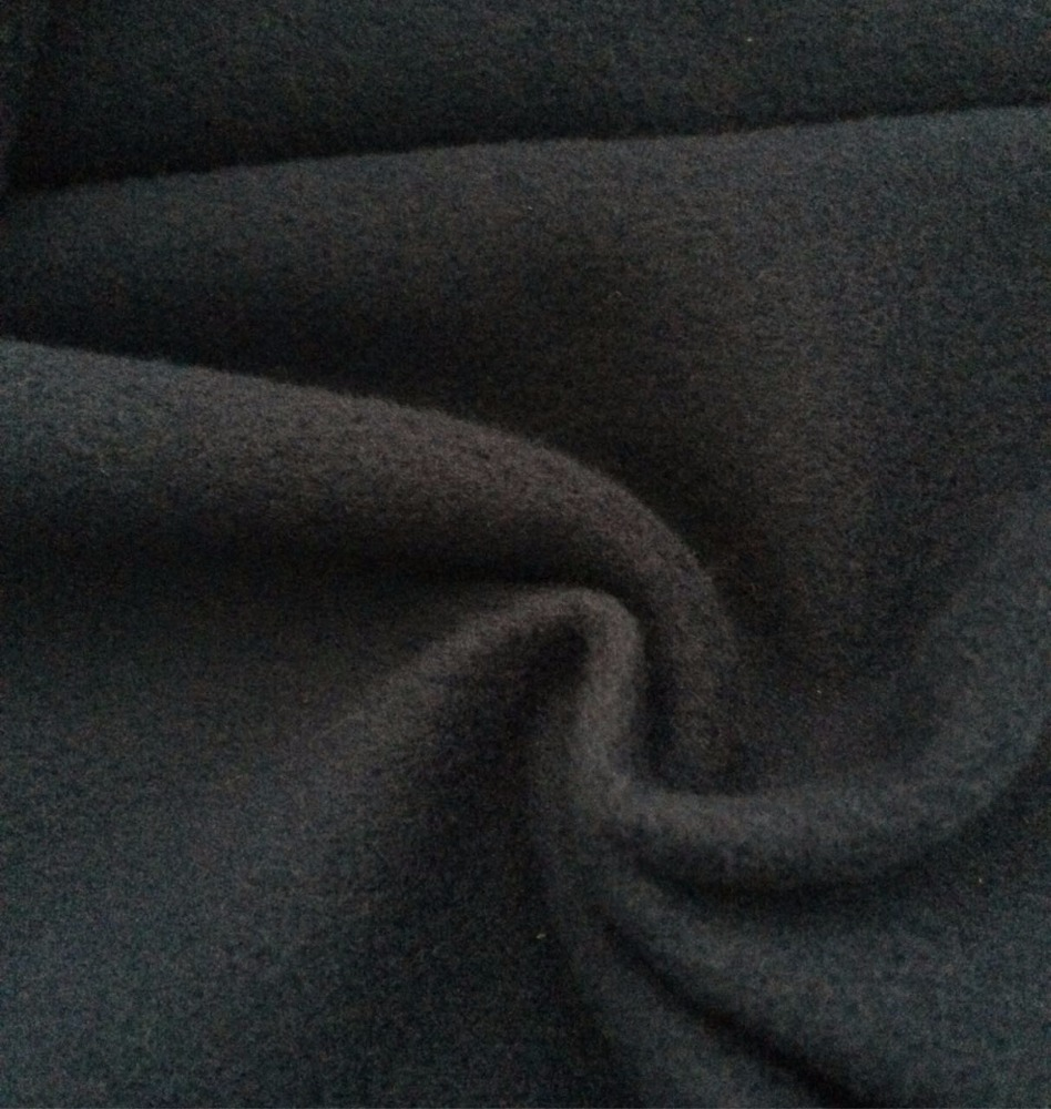 100 polyester tricot brushed fabric pk fabric for home textile