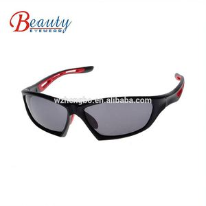 Quality Guaranteed double injection sunglass, sport sunglass
