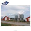 Steel Frame Prefab Chicken Farm Building Supplies With Low Cost